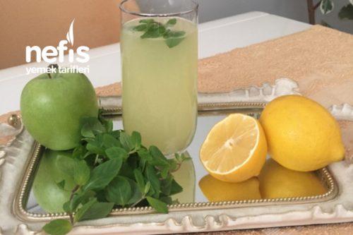 Elmalı Limonata Tarifi