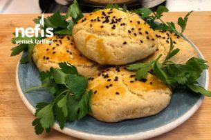 Kremalı Kolay Peynirli Poğaça Tarifi