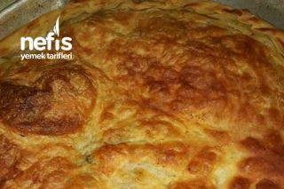Nefis El Açması Ispanaklı Börek Tarifi