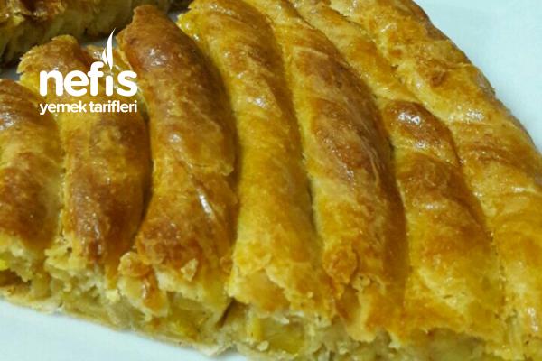Patatesli Bükmeli Kol Böreği (Denemeyen Kalmasın ) Tarifi