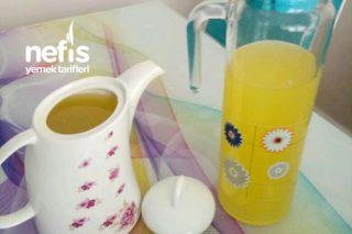 5 Dakikada 3 Malzemeyle Portakallı Limonata Tarifi