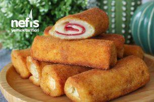 Kahvaltıya Özel Tost Ekmeğinden Çok Farklı Bir Tarif Tarifi