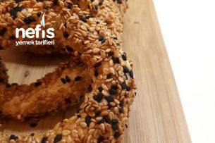 Kandil Simidi (Pastane Reçetesi) Tarifi