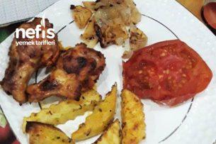 Tavuk Patates Tarifi