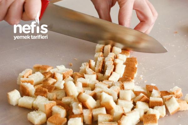 Tost Ekmeğinden Lezzetli Rulolar
