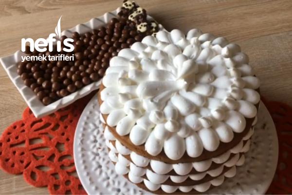 YAPIMI KOLAY ;PRATİK Doğum Günü Pastası ( Videolu )