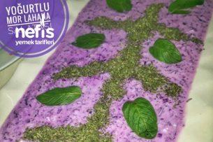 Çok Pratik Çok Lezzetli Mor Lahana Salatası (Pişirme Yok) Tarifi