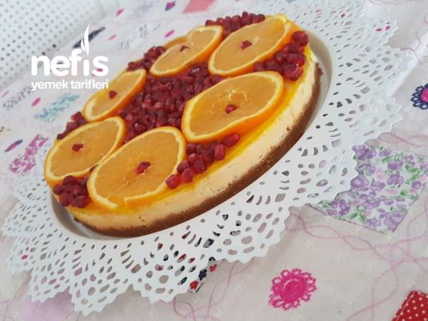 Limonlu Chesscake