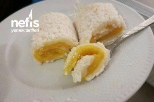 Portakallı Sarma (Dikdörtgen Borcamda-Pratik Az Malzeme) Tarifi