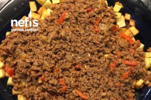 Pratik Kıymalı Patatesli Yemek Tarifi