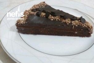 Slim Chocolate Cake (Çikolatalı İnce Pasta) Tarifi