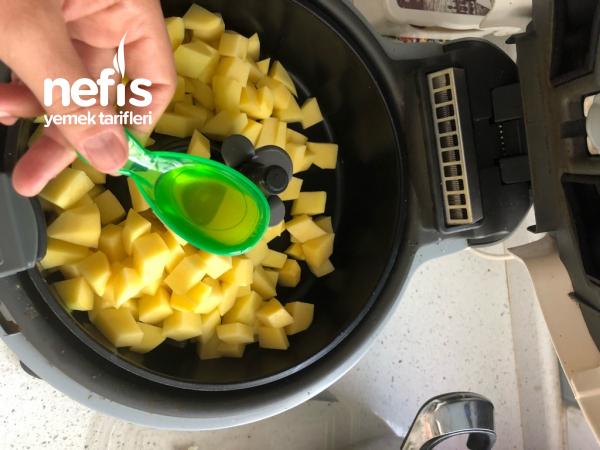Aktif-fry Da Patates Kızartması