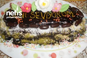 Bal Kabaklı Sevgililer Günü Pastası Tarifi