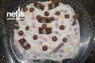Pratik Doğum Günü Pastası Tarifi