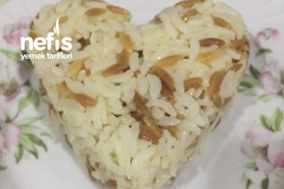 Pirinç Pilavı Tereyağlı Tarifi