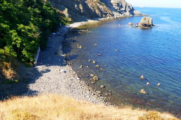 garipçe plajı