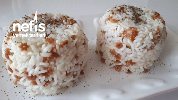 Yildiz Sehriyeli Pirinc Pilavi (püf noktali)