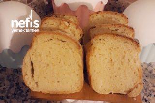 Yormayan Yoğurulmayan Ekmek Tarifi