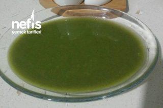 Bebeğime Sebzeli Ispanak Çorbası (+6) Tarifi
