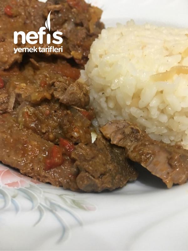 Biftek Yemeği