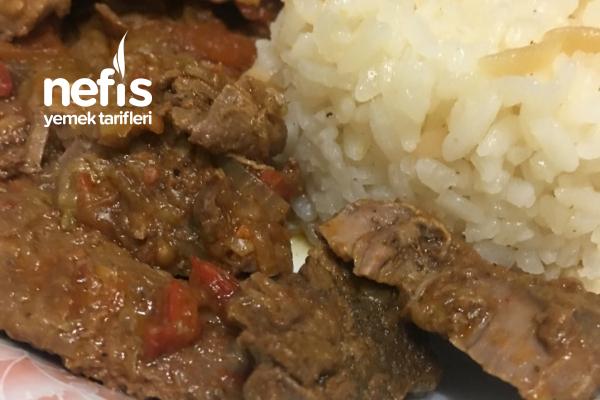 Biftek Yemeği Tarifi
