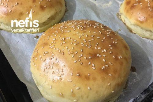 Burger Ekmeği Tarifi