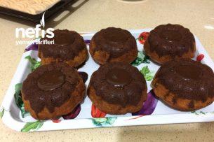 Çikolatalı Küçük Kekler Tarifi