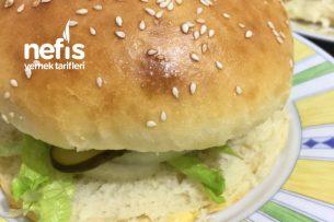 Hamburger (Kırmızı Etli) Tarifi