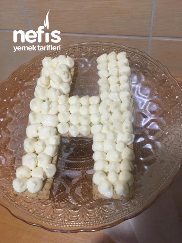 Harfli Kurabiye Pasta