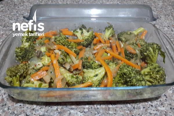Muhteşem Brokoli Tarifi
