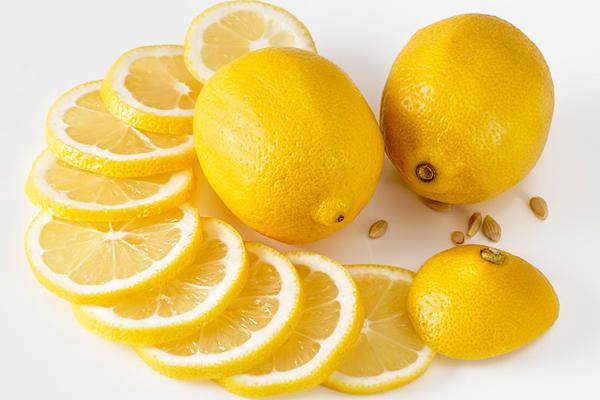 saç açıcı limon