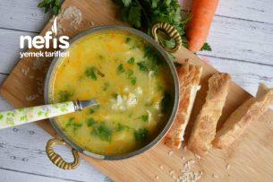 Tavuklu Pirinç Çorbası ( Lezzet Garantili Enfes Şifalı Çorba ) Tarifi