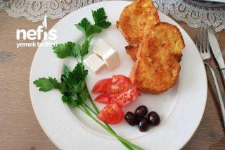Yumuş Yumurtalı Ekmek Tarifi