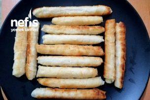 Buzluğa Uygun Patatesli Sigara Böreği / Kalem Börek Tarifi