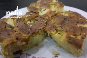 Çok Pratik Yufkasız Patates Böreği Tarifi