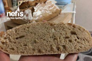 Ekşi Mayalı Ekmeğim Tarifi