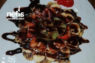 Tam Tarifli Sütsüz Harika Waffle Tarifi