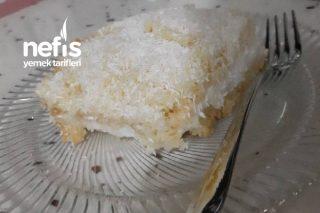 Yumuşacık Borcam Pastası Tarifi