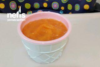 Bebekler İçin Sebze Püresi 6+ Tarifi