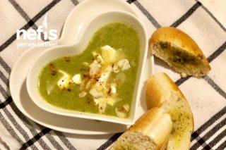 Çok Pratik Kremalı Brokoli Çorbası – Çocuklar İçin Tarifi