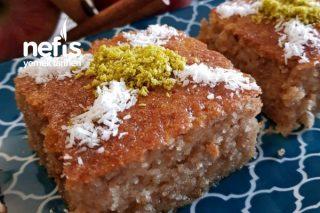 Elmalı Revani – Kış Revanisi Harika Ötesi Tarifi