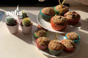 Havuçlu Tarçınlı Muffin Tarifi