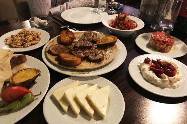 panorama restoran ısparta