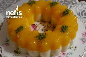 Portakallı Prenses Tacı Tatlısı Tarifi
