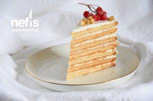Ballı Pasta (Medovik) Orjinal Tarif Video İle Tarifi