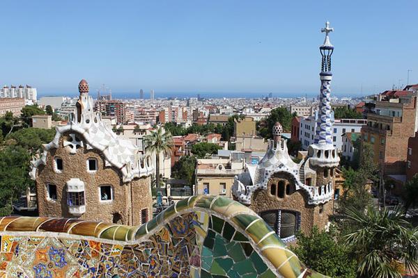 barcelona şehri