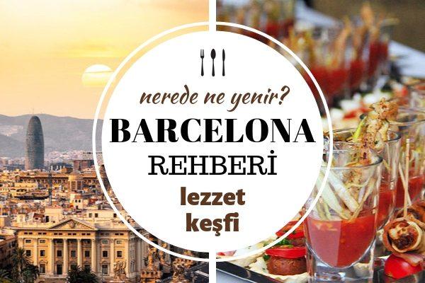 Barselona'da Ne Yenir? İspanyol Mutfağından En Meşhur 6 Lezzet Tarifi