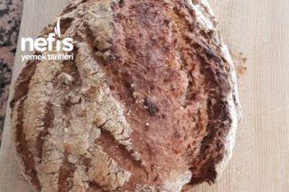 Cevizli Haşhaşlı Tam Buğday Ekmeği Tarifi