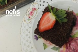 Çikolatalı Kahve Pastası Tarifi