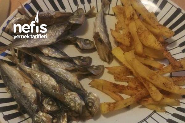 Fırında Balık Ve Patates Tarifi